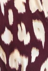 SAINT TROPEZ CRISTY ANIMALPRINT DRESS SAINT TROPEZ 30510557