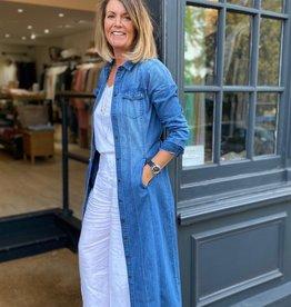 COSTER COPENHAGEN DRESS / LONG JACKET IN DENIM COSTER 5450