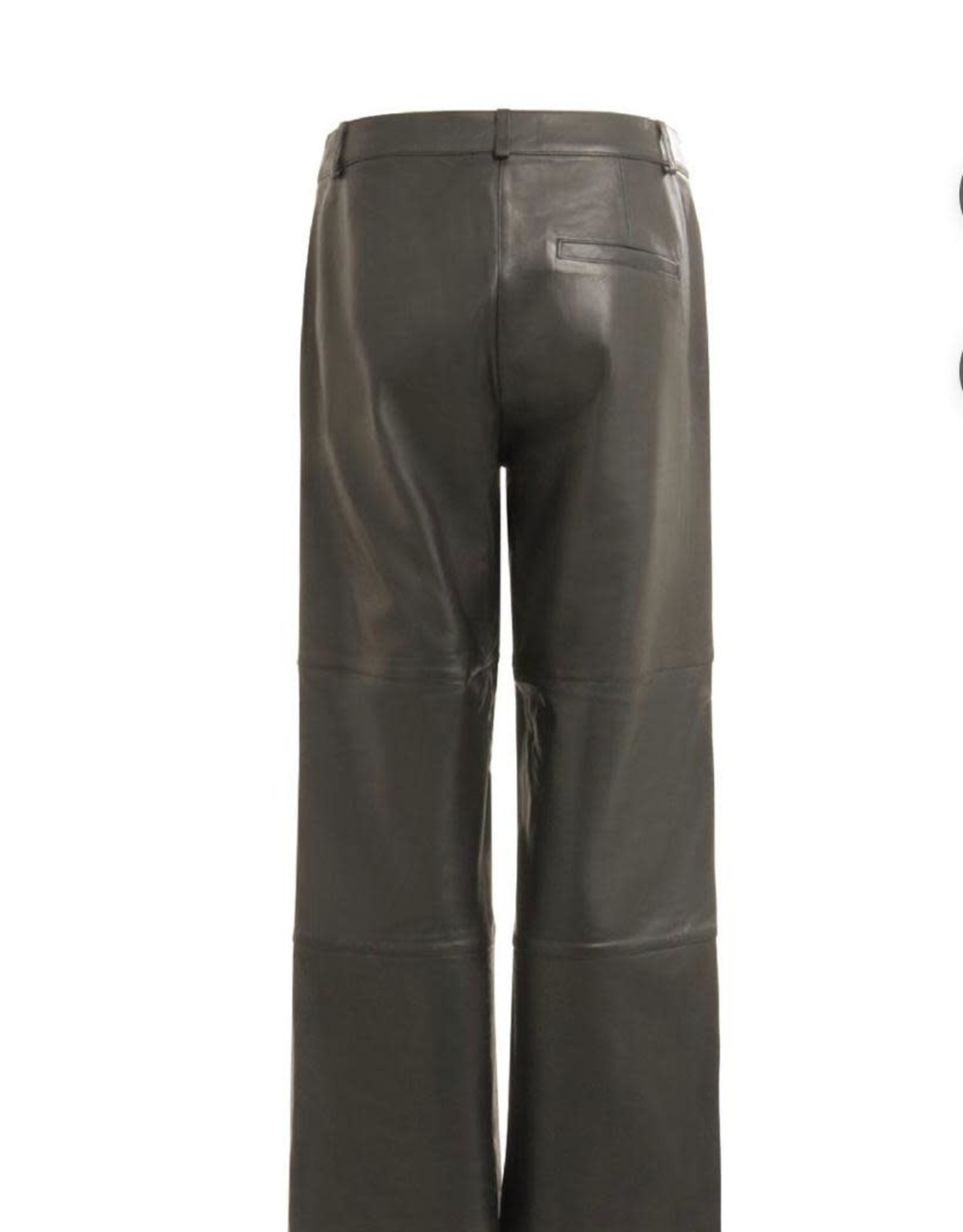 COSTER COPENHAGEN COSTER LAMB LEATHER 7-8  TROUSERS 204-3464