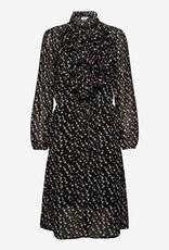 SAINT TROPEZ LILLY SZ TWO-PIECE DRESS IN BLACK STAR PRINT FROM SAINT TROPEZ 30510378