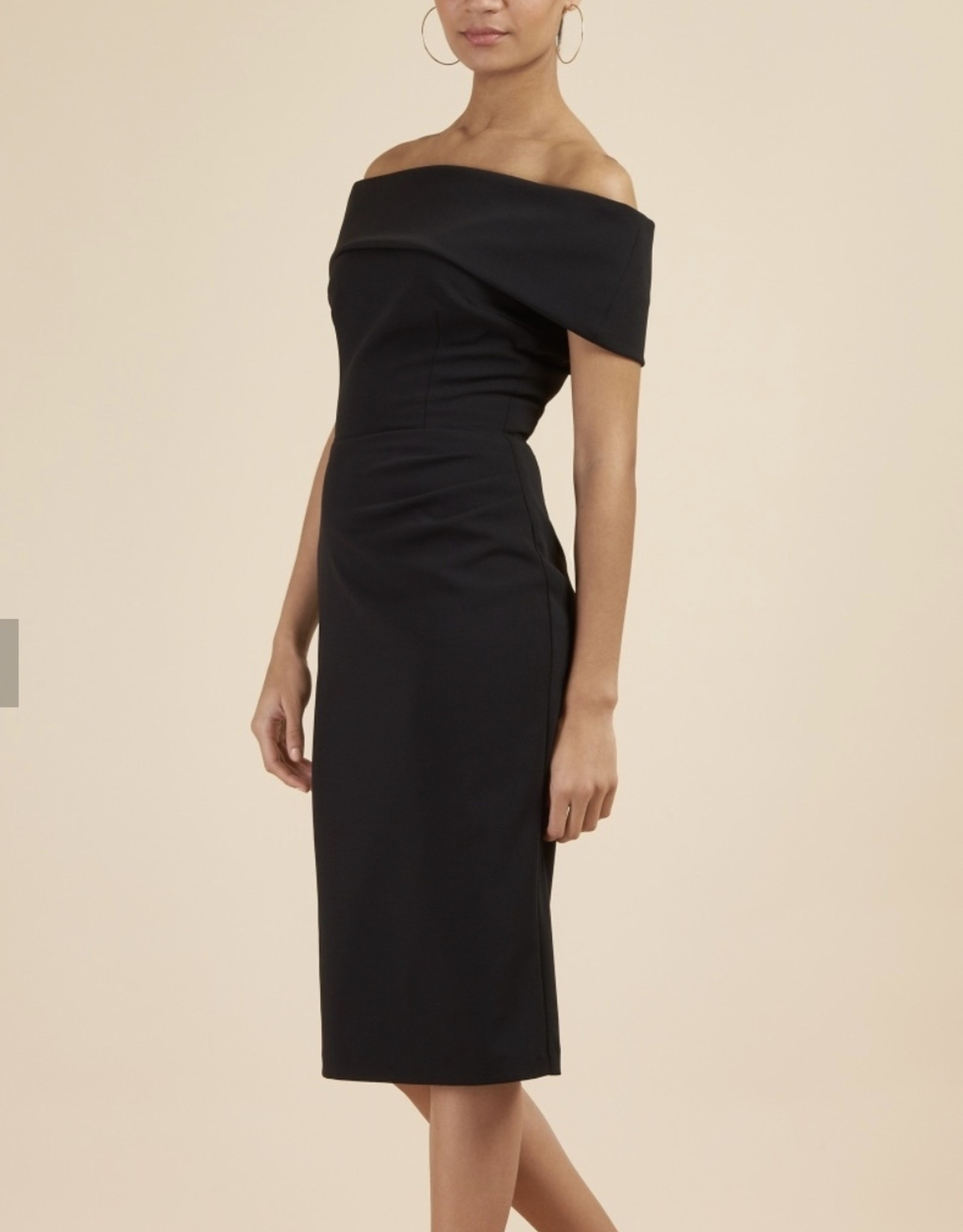 PRETTY DRESS COMPANY DANI  BARDOT DRESS by PDC