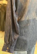COSTER COPENHAGEN COSTER SHIRT W FRILL CUFF 1501