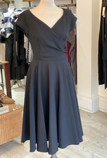 PRETTY DRESS COMPANY SWING HOURGLASS DRESS BY PDC