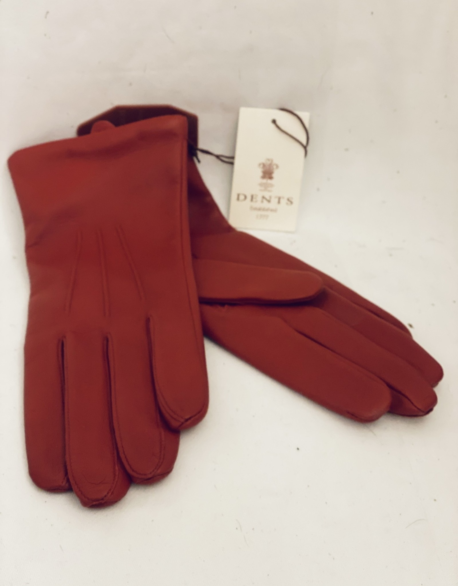 DENTS LADIES  LEATHER GLOVES FROM DENTS 7-1125