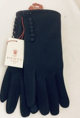 DENTS THERMAL LONG LINE BUTTON GLOVES WITH TOUCH SCREEN FINGER FROM DENTS 6-4265