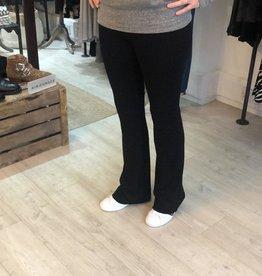 SAINT TROPEZ U5053 JERSEY BOOT LEG SWEAT  PANTS LONG SAINT TROPEZ