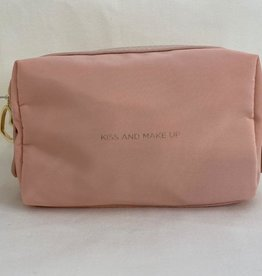 "ESTELLA BARTLETT MAKE-UP BAG ""KISS AND MAKE UP"" BY ESTELLA BARTLETT"
