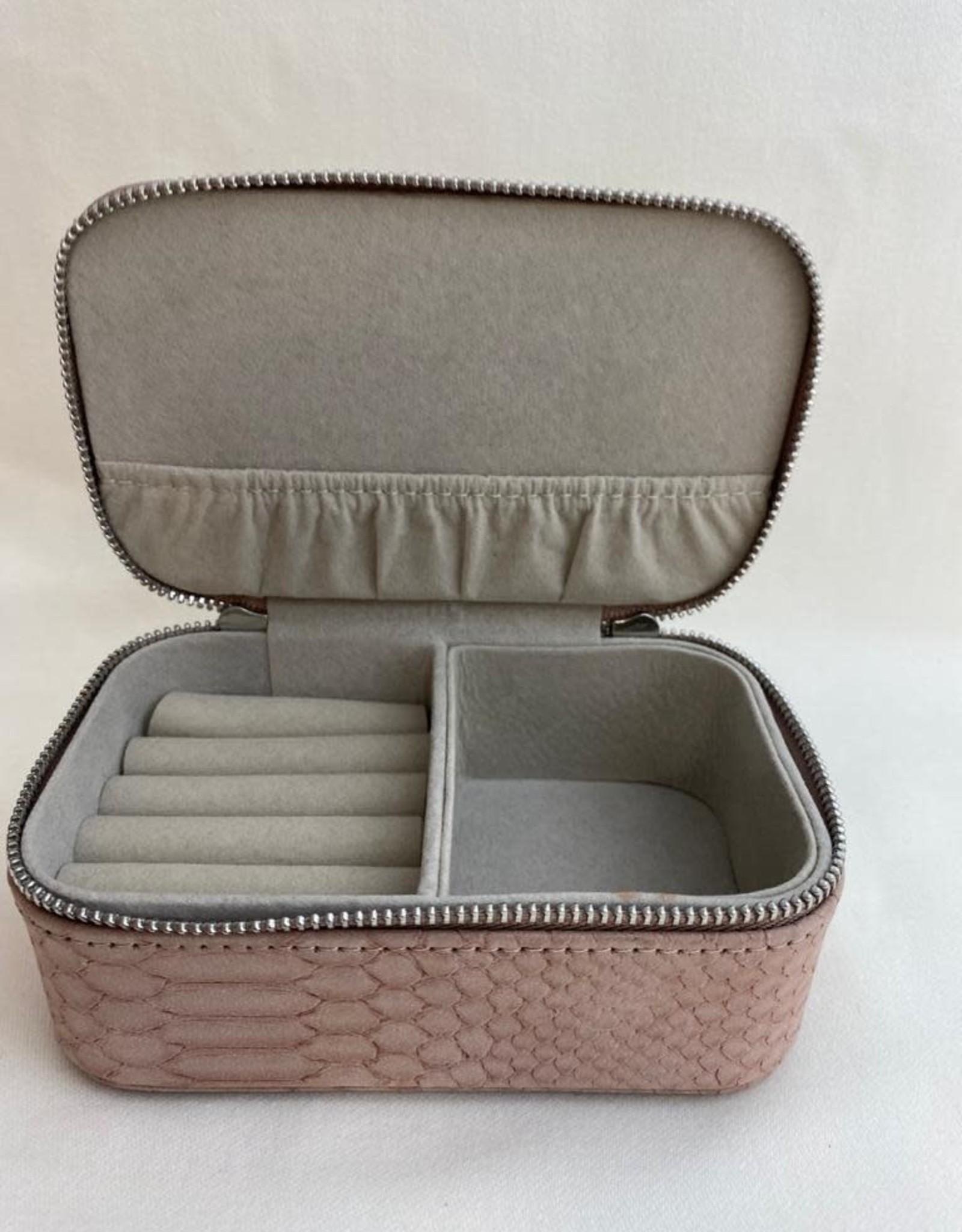 ESTELLA BARTLETT JEWELLERY BOX /  TRAVEL CASE BY ESTELLA BARTLETT