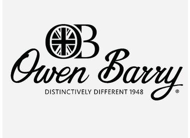 OWEN BARRY ENGLAND