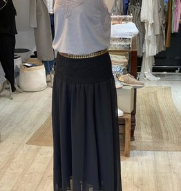 NU DANISH GENA LONG SKIRT / BANDEAU DRESS 6738-21 NU