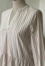 SAINT TROPEZ FRANCINE BABY DOLL STRIPED DRESS SAINT TROPEZ 30511116