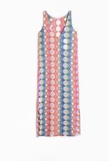 VILAGALLO SLEEVELESS REVERSIBLE  DRESS STYLE = CINDY 28058 VILAGALLO