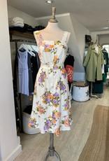 """FRNCH STRAP WAISTED DRESS """"AMMI"""" F11506  BY FRNCH"""