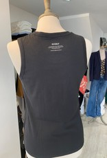 """ECOALF VEGAN RECYCLED CATALINA T-SHIRT VEST """"BECAUSE THERE IS NO PLANet B"""" STYLE REF GATSCATAL8032 WS21/SS21"""