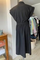 COMPANIA FANTASTICA COLLARED SHIRT DRESS SP20 HAN03 COMPANIA FANTSTICA