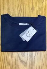 COSTER COPENHAGEN BASIC ROUND-NECK DARK BLUE 579 T-SHIRT B0017 / CCH1100 BY COSTER