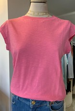 COSTER COPENHAGEN BASIC ROUND-NECK PERSIAN PINK 631 T-SHIRT B0017 / CCH1100 BY COSTER