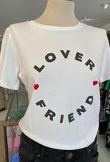 SOUTH PARADE LOLA WHITE LOVER FRIEND
