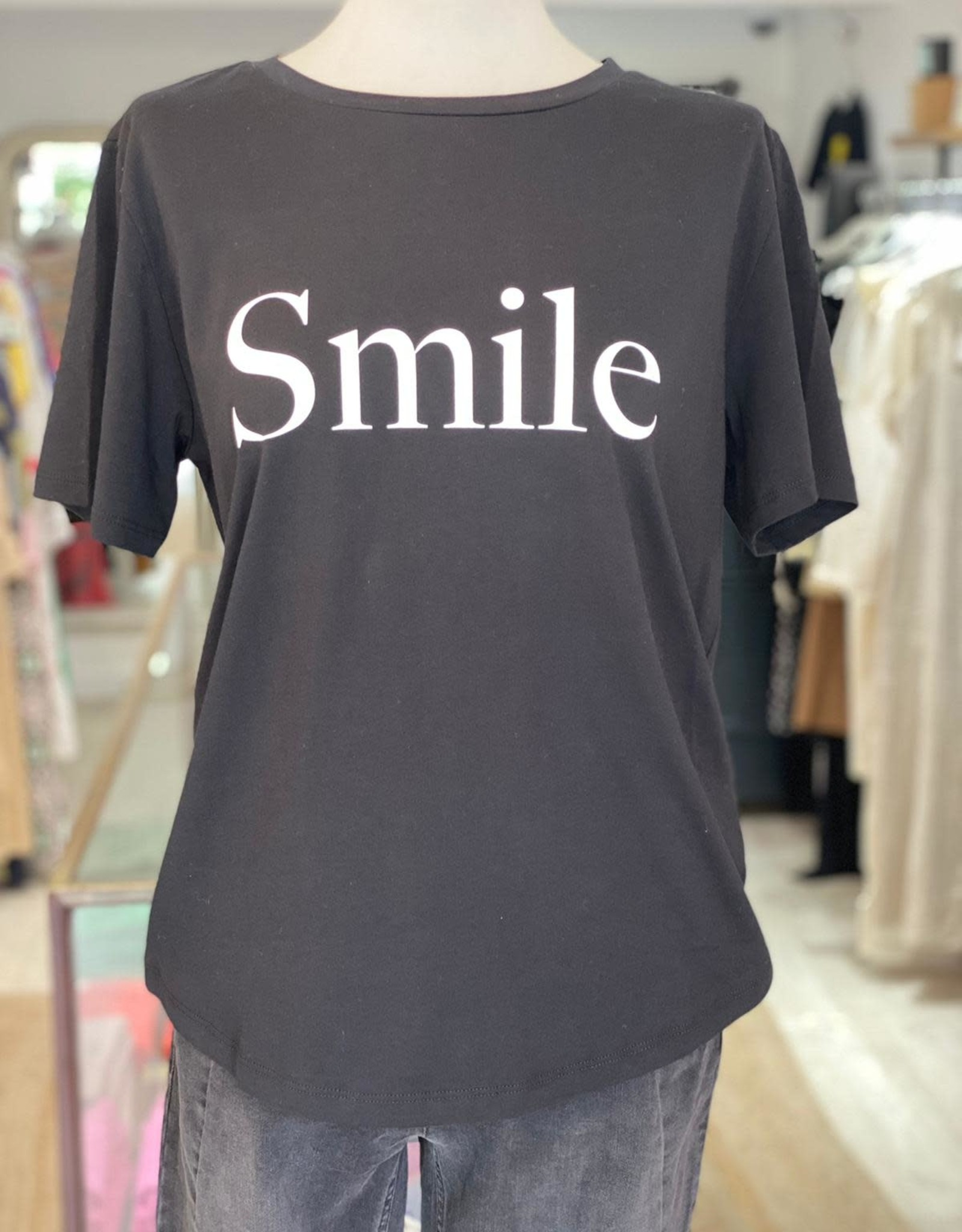SOUTH PARADE LOLA BLACK SMILE