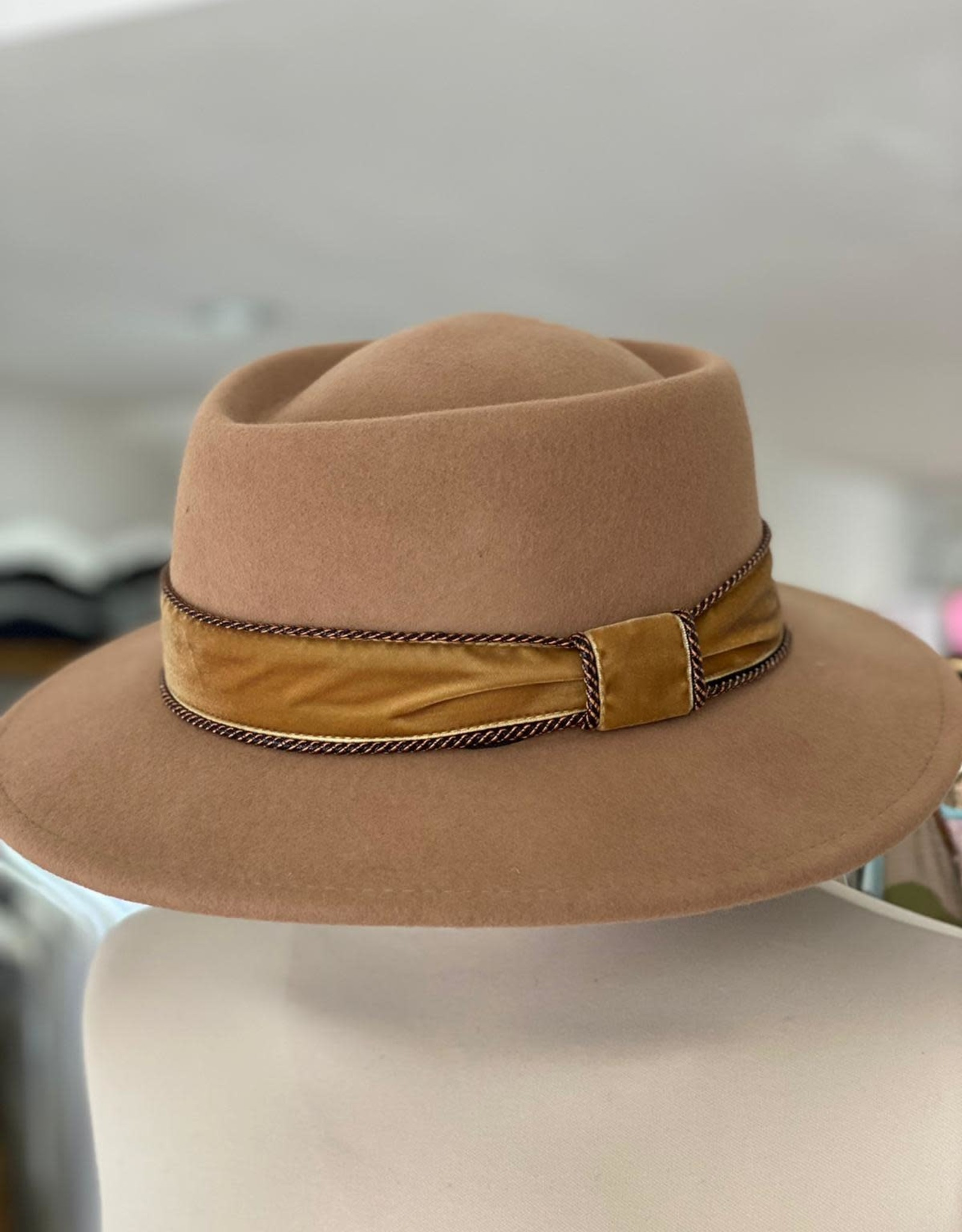MKT STUDIO BILAL FELT  HAT