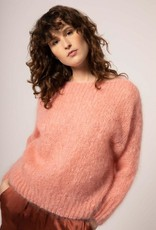 """FRNCH KNITTED JUMPER  """" NAVEL """" MS121-09 BY FRNCH"""