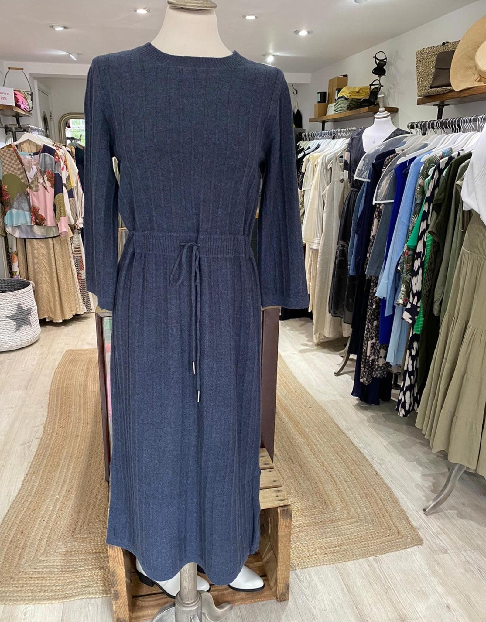 MOSMOSH LANJA 3/4 KNIT DRESS 139740