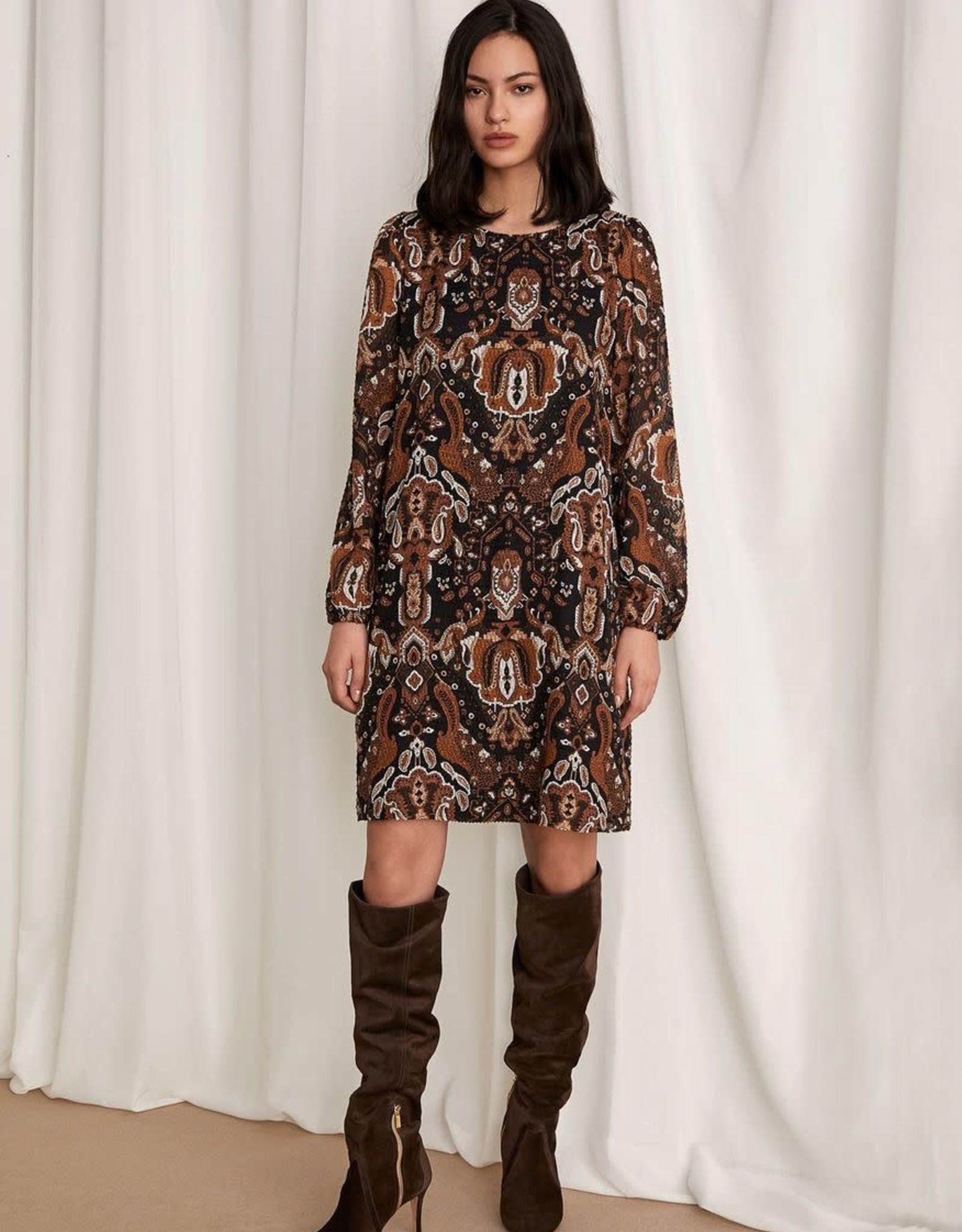EMME MARELLA BUSSOLA SHIFT DRESS BY EMME