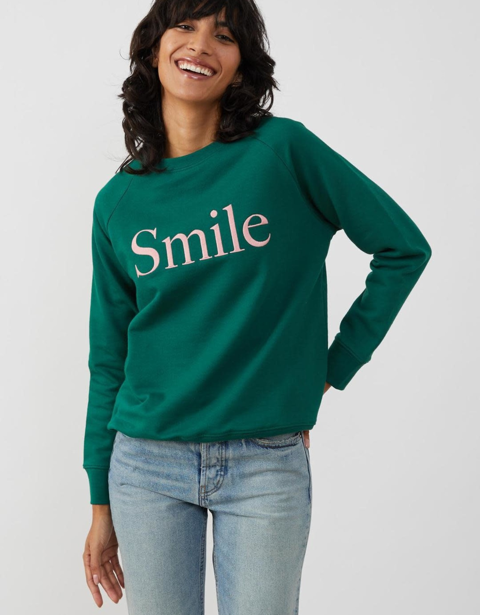 SOUTH PARADE ROCKY FOREST GREEN SMILE