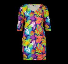 Dress Rina Isla 3/4 Sleeve