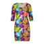 Twister Dress Rina Isla 3/4 Sleeve