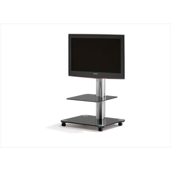 Spectral Spectral Floor QX1011-BG Verrijdbare TV Vloerstandaard