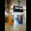 Vogel's Professional SET C 0822 Silver/Black 80 cm TV Plafondbeugel