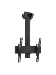 Vogel's Professional SET CT 1564 Black 150 cm TV Plafondbeugel  - 360° Draaibaar