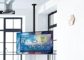TV Plafondbeugels