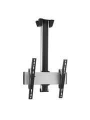 Vogel's Professional SET C 0864 Silver/Black 80 cm TV Plafondbeugel