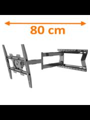 XTRarm Tantal Flex 80 cm TV Beugel Draaibaar