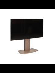 XTRarm Ferro TV standaard zwart grijs houtprint