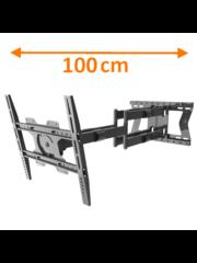 XTRarm Cratos 100 cm Double TV Beugel - 2e Kans