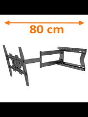 DQ Hercules Flex 400  2.0 80 cm TV Beugel