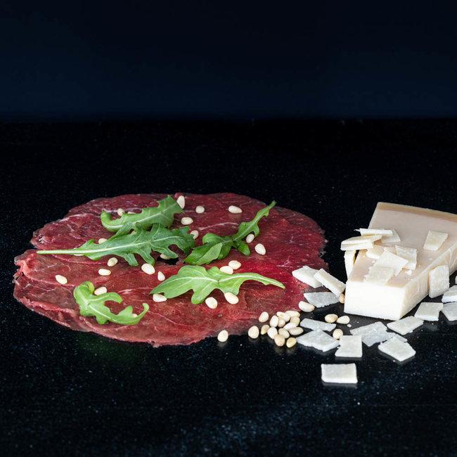 Irish nature beef CARPACCIO