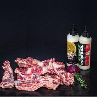 Scotch Beef RIB FINGERS | SCHOTS