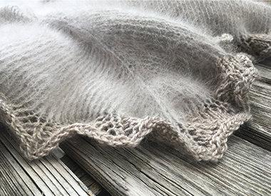 • Angora Lace– Angora • Woolpack