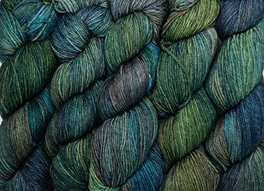 • Arroyo – laine mérinos sans mulesing (lavable en machine) • Malabrigo