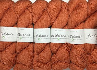 • Bio Balance – Schur- und Baumwolle • BC Garn