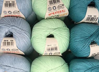 • Cotton Soft Bio – Bio-Baumwolle • Mondial
