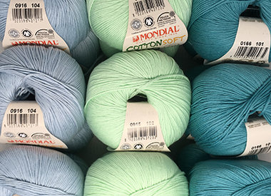 • Cotton Soft Bio – Coton bio • Mondial