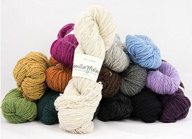 • Semilla Melange – laine vierge biologique