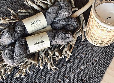 • Damya – Chanvre et coton bio