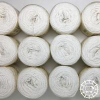 «Woolpack Yarn Collection» Angora Lace – Polarfuchs, 100% tierlieb