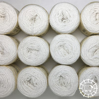 «Woolpack Yarn Collection» Angora Lace – Polarfuchs, le blanc du renard polaire, respectueuse des animaux